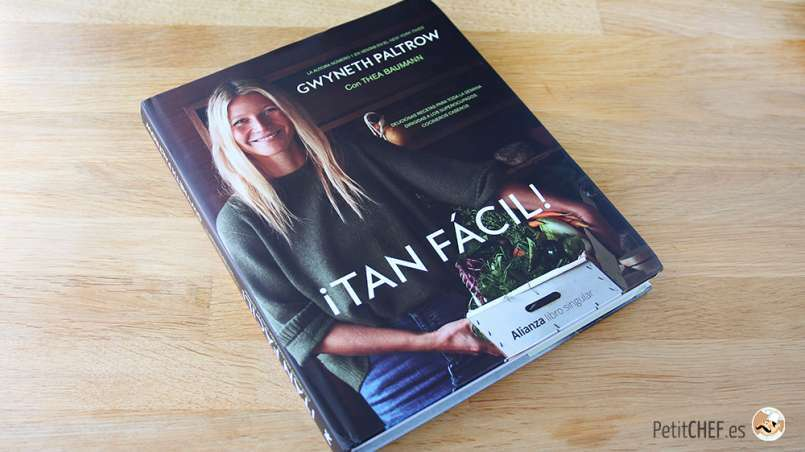 Tan fácil, de Gwyneth Paltrow. Alianza