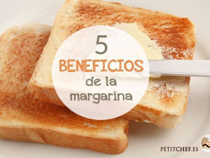 5 beneficios de la margarina VS mantequilla