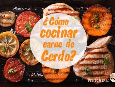 Carne de cerdo rellena y en salsa receta petitchef for Como cocinar manos de cerdo
