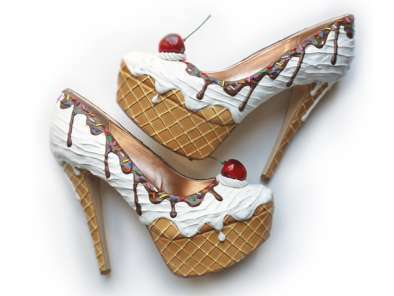 Zapatos muy dulces. Shoe Bakery