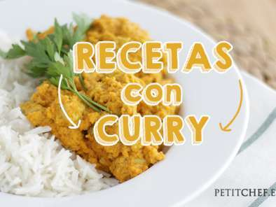 Top 12 recetas con curry