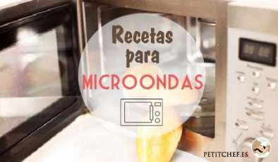 Microondas Sácale Partido Con Recetas Ricas Fáciles Y Rápidas
