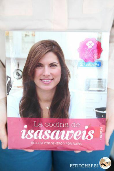 Recetas De Cocina Isasaweis   La Cocina De Isasaweis De Isabel Llano Oberon