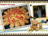 Receta Nuggets de pollo