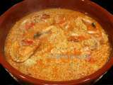 Receta Arroz de don cangrejo (arroç en carranc)
