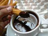 Receta Churros especiales