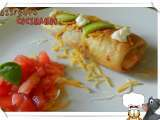 Receta Chimichanga mexicana
