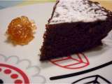 Receta Black cake 11 minutos