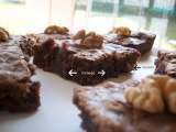 Receta Brownie de nutella