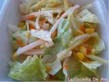 Receta Ensalada china