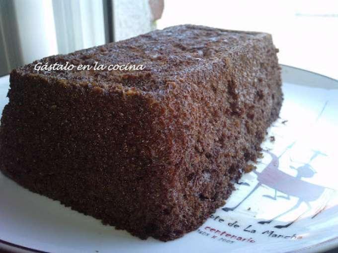 Bizcocho de chocolate y nueces al microondas receta petitchef - Bizcocho microondas isasaweis ...