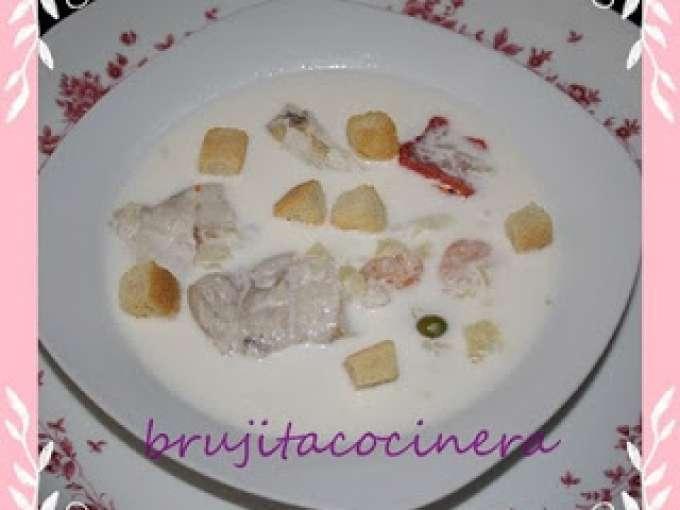 Gazpachuelo malage o con thermomix receta petitchef - Petitchef thermomix ...
