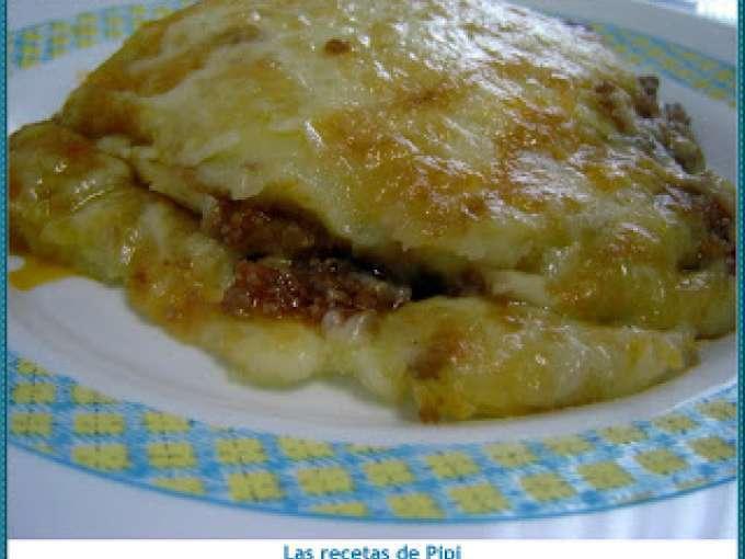 Pastel con thermomix patatas 6 recetas petitchef - Petitchef thermomix ...