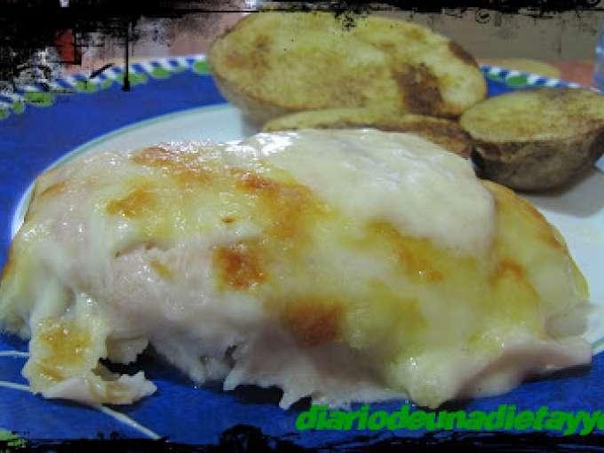 Pechugas de pollo con bechamel receta petitchef - Platos con pechuga de pollo ...