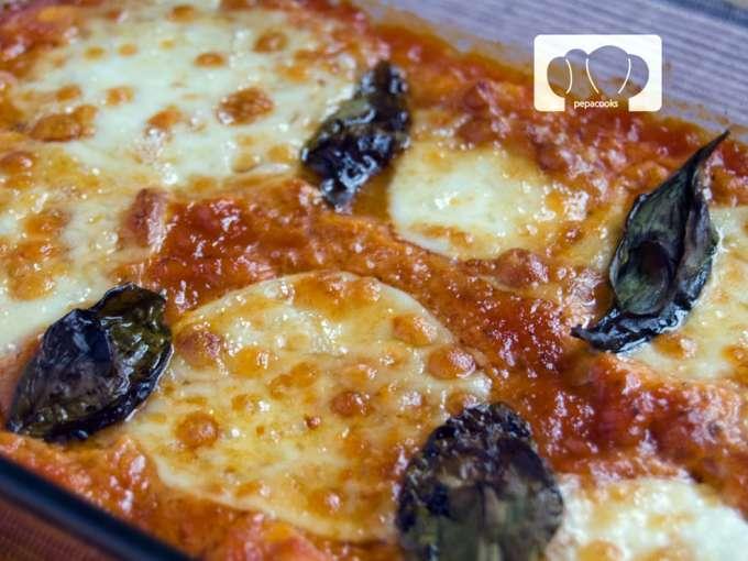 Oquis al horno con tomate y mozzarella receta petitchef - Receta bogavante al horno ...