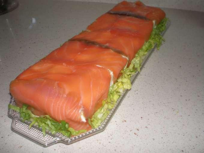 Pastel De Salmon Receta Petitchef