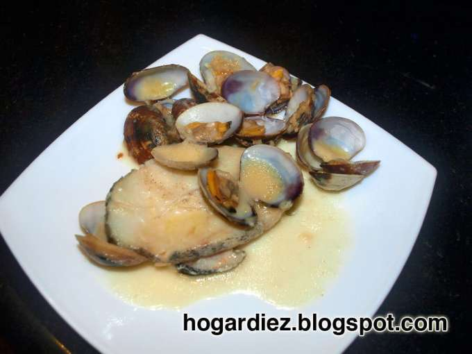 Merluza con almejas chef o matic pro receta petitchef - Recetas cocina chef matic pro ...