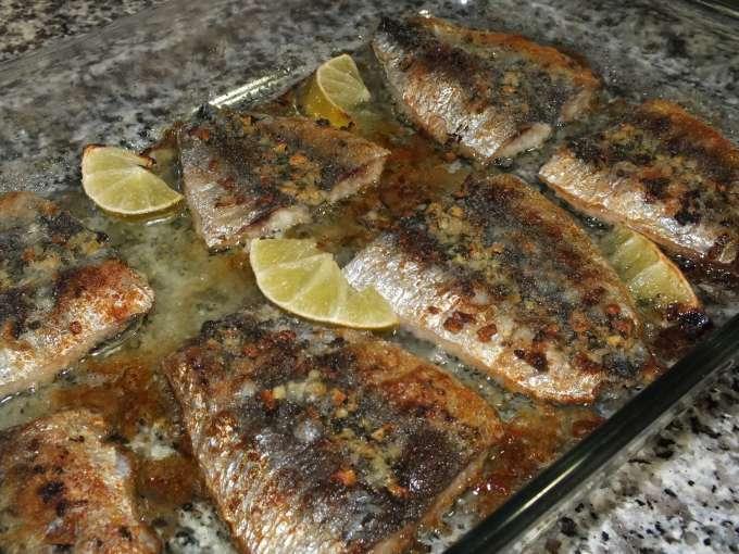 Recetas de pescados al horno - hogarmaniacom