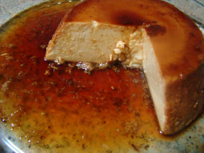 Flan de huevo en olla super r pida thermomix receta petitchef - Petitchef thermomix ...