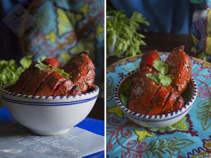 Pollo estilo tandoori light apetitoso