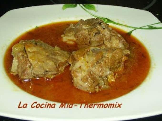 Caldereta de cordero receta thermomix receta petitchef - Petitchef thermomix ...