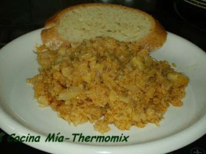 Coliflor esparragada thermomix receta petitchef - Petitchef thermomix ...