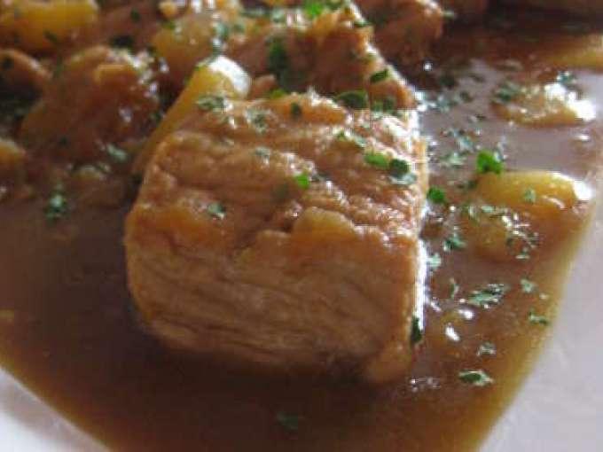 Thermomix con cerdo almendra 6 recetas petitchef - Petitchef thermomix ...