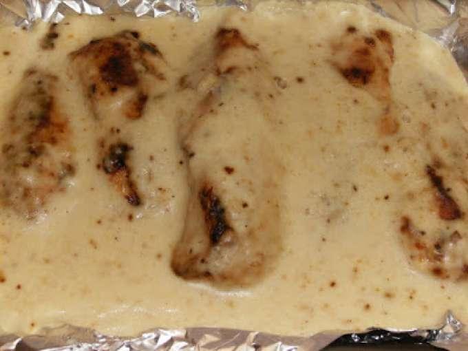 Pechugas de pollo al horno en salsa receta petitchef - Salsas para el pollo al horno ...
