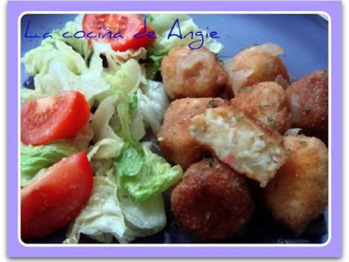 Alb ndigas de bacalao y patata receta petitchef - Acompanamiento para albondigas ...