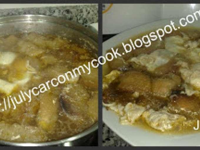 Sopa de ajo sopa castellana receta petitchef - Sopa castellana youtube ...