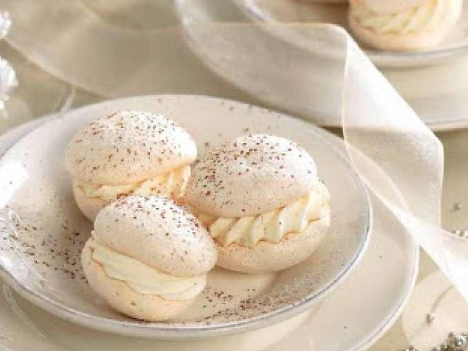 Merengue franc s al horno rellenos receta petitchef for Cocinar en frances