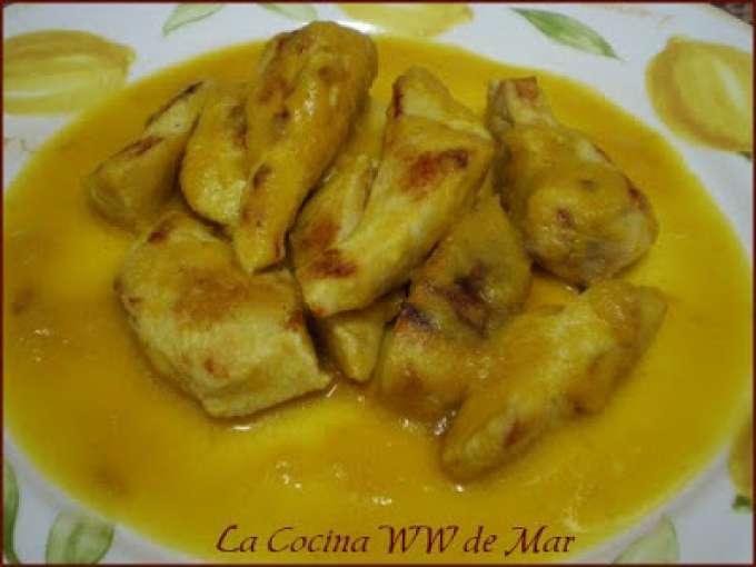 Pechuga de pollo en salsa de zanahorias receta petitchef - Pechuga d pollo en salsa ...