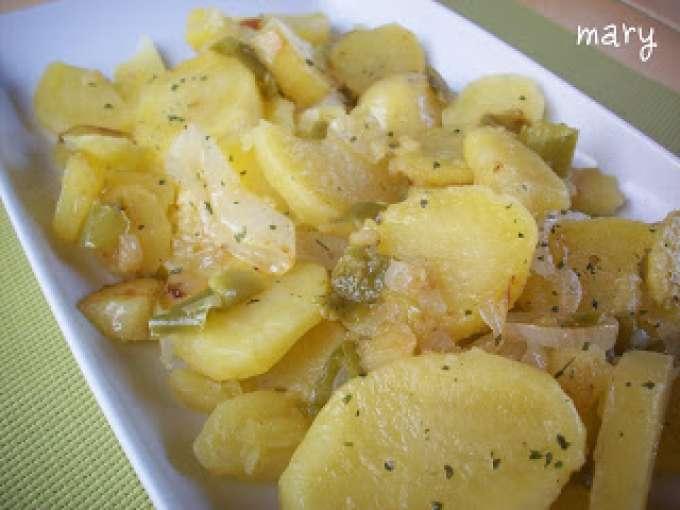 Patatas a lo pobre receta petitchef for Cocinar patatas a lo pobre