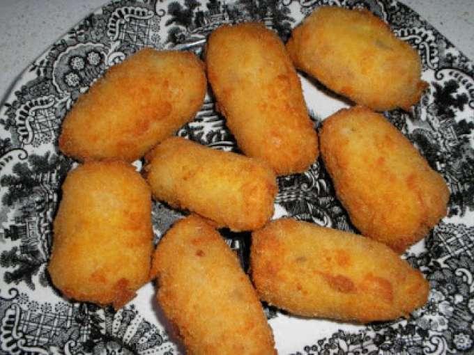 Croquetas de pollo thermomix receta petitchef - Petitchef thermomix ...