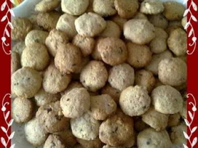 Receta Cookies de chocolate y nuez en thermomix