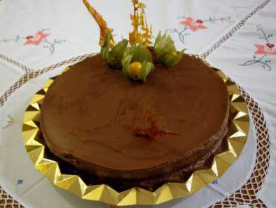 Receta Sol de chocolate
