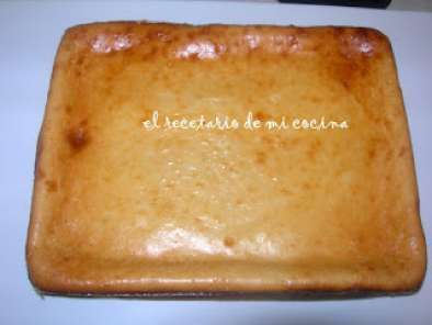 Receta Pastel de quesitos y yogurt griego