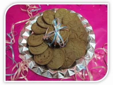 Receta Galletas de sello con colacao