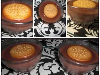 Receta Natillas de chocolate caseras
