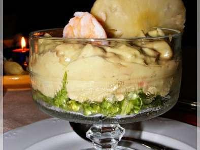 Coctel de mariscos y aguacate receta petitchef - Coctel de marisco con aguacate ...