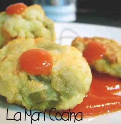 Alb ndigas de verduras y gambitas receta petitchef for Albondigas de verduras