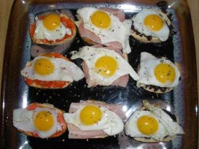 Aperitivo De Huevos De Codorniz