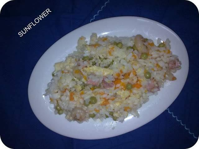 Arroz 3 delicias en thermomix receta petitchef for Cocinar arroz 3 delicias