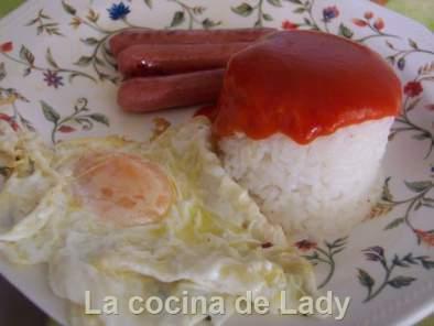 Arroz a la cubana convencional receta petitchef - Calorias arroz a la cubana ...