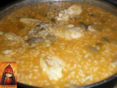 Arroz Caldoso Con Setas Y Pollo arroz caldoso con setas, receta petitchef