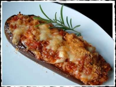Berenjenas rellenas de carne al horno receta petitchef - Carnes rellenas al horno ...