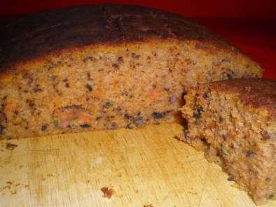 receta bizcocho de calabaza cocida