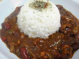 Chili Con Carne Y Alubias Rojas Cwk