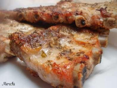 churrasco de cerdo al horno con salsa chimichurri receta On salsa para cerdo al horno