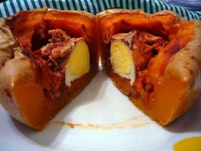 cocina r pida en microondas merluza y calabaza receta